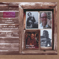 All Four One: Vol. 1 - Americana Compilation — Ted Russell Kamp, Marvin Etzioni, Adam Levy, Wink Keziah