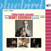 Together Again — Benny Goodman Quartet, Ella Fitzgerald & Louis Armstrong, Duke Ellington, Irving Berlin, Джордж Гершвин