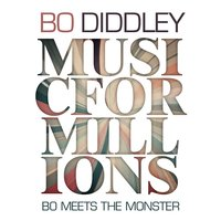 Bo Meets the Monster — Bo Diddley
