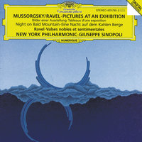 Mussorgsky: Pictures at an Exhibition — New York Philharmonic Orchestra, Giuseppe Sinopoli
