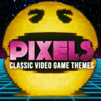 Pixels. Classic Video Game Themes — The Video Game Music Orchestra, Arcadia