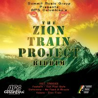 The Zion Train Project — сборник