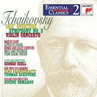 Essential Classics Take 2: Tchaikovsky - Symphony No. 5 and other works — сборник