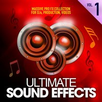 Ultimate Sound Effects, Vol. 1 — Merrick Lowell