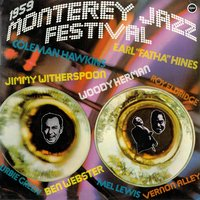 1959 Monterey Jazz Festival — Jimmy Witherspoon