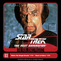 Star Trek: The Next Generation, 3: When the Bough Breaks/Heart of Glory — Ron Jones