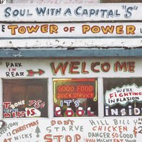 "Soul With A Capital ""S"" - The Best Of Tower Of Power — Tower Of Power"