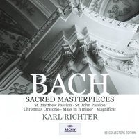 Bach, J.S.: Sacred Masterpieces — Karl Richter, Munchener Bach-Orchester
