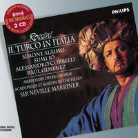 Rossini: Il Turco in Italia — Sumi Jo, Simone Alaimo, Academy of St. Martin in the Fields, Sir Neville Marriner