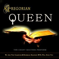 Gregorian Queen — The Chant Masters