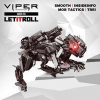 Viper Goes to Let It Roll — Trei, InsideInfo, Mob Tactics, Smooth, Smooth, InsideInfo, Mob Tactics, Trei