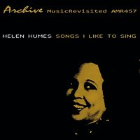 Songs I Like to Sing — Helen Humes