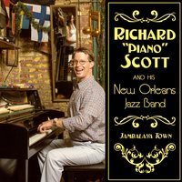 "Jambalaya Town — Richard ""Piano"" Scott"