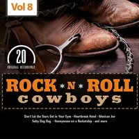 Rock 'n' Roll Cowboys, Vol. 8 — сборник