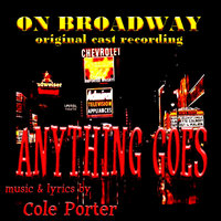 Anything Goes On Broadway — Eileen Rodgers