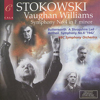 Leopold Stokowski Conducts Vaughan Williams, Butterworth & Antheil — Leopold Stokowski, The NBC Symphony Orchestra