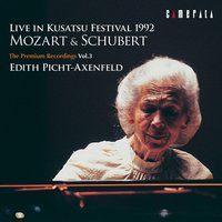 Live in Kusatsu Festival 1992 - The Premium Recording Vol.3 — Edith Picht-Axenfeld