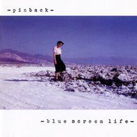 Blue Screen Life — Pinback