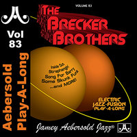 The Brecker Brothers - Volume 83 — George Whitty, Jamey Aebersold Play-A-Long