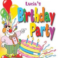 Lucia's Birthday Party — The Fun Factory, The Tiny Boppers
