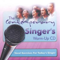 The Contemporary Singer's Warm-Up CD — Dave Brown