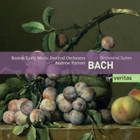 Bach The Orchestral Suites, Triple Concerto — Andrew Parrott, Иоганн Себастьян Бах