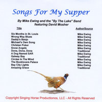 Songs For My Supper — Mike Ewing