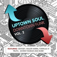 Uptown Soul, Downtown Funk Vol. 2 — сборник