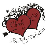 Be My Valentine — Cheek To Chic