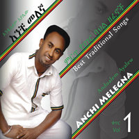 Anchi Melegna, Vol. 1 (Ethiopian Contemporary Traditional Music) — Andualem Ayalew