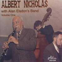 Albert Nicholas with Alan Elsdon's Band, Vol. 1 — Albert Nicholas
