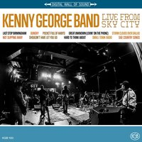 Live from Sky City — Kenny George Band