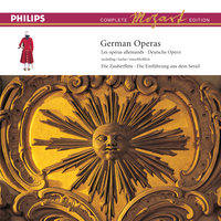 Mozart: Complete Edition Box 16: German Operas — сборник