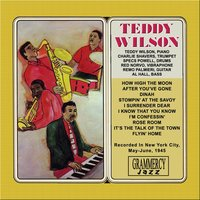 After You've Gone — Teddy Wilson