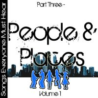 Songs Everyone Must Hear: Part Three - People & Places Vol 1 — Studio Allstars