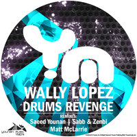 Drums Revenge — Wally Lopez