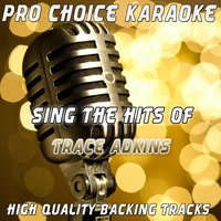 Sing the Hits of Trace Adkins — Pro Choice Karaoke