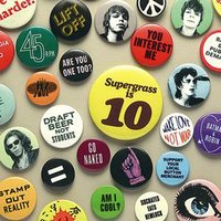Supergrass Is 10 - The Best Of 94-04 — Supergrass