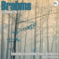 Brahms: Symphonies No. 1 - 4 — South German Philharmonic Orchestra & Hans Swarowsky