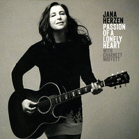 Passion Of A Lonely Heart — Jana Herzen with Charnett Moffett, Charnett Moffett, Jana Herzen