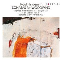 Hindemith: Sonatas for Woodwind — Пауль Хиндемит