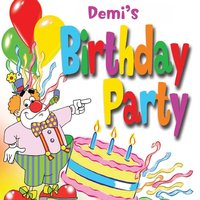 Demi's Birthday Party — The Fun Factory, The Tiny Boppers