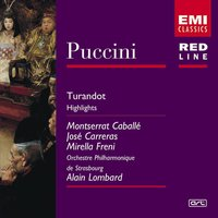 Puccini: Turandot - excerpts — Джакомо Пуччини, Alain Lombard, Orchestre Philharmonique De Strasbourg, Alain Lombard/Orchestre Philharmonique de Strasbourg/Soloists