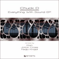 Everything With Sound — Chuck D