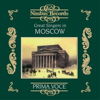Great Singers in Moscow — Karl Goldmark, Charles-François Gounod