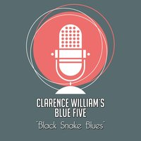 Black Snake Blues — Clarence Williams' Blue Five