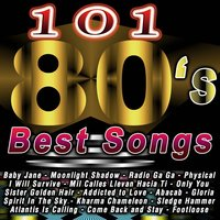 101 80's Best Songs — сборник