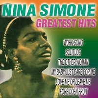 Greatest Hits — Nina Simone