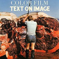 Text on Image — Color Film