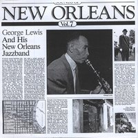 Sounds Of New Orleans Vol. 7 — George Lewis And His New Orleans Jazzband